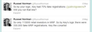 Norman Twitter