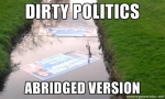 Dirty Politics Memes